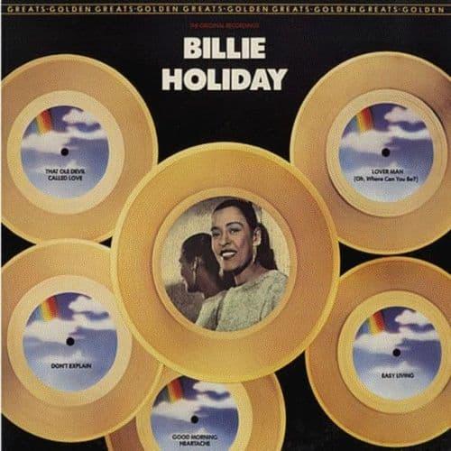 Billie Holiday<br>Golden Greats